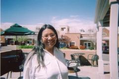 Kathrina Brokeshoulder (Shawne-Choctaw)