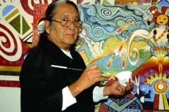 Michael Kabotie (Hopi)