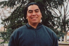 Aaron Brokeshoulder (Shawne/Choctaw/Pueblo)