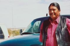 Larry Chino (Acoma)
