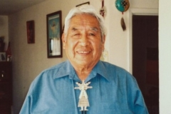 Lawrence Saufkie (Hopi)