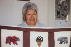 Lorencita Saufkie (Hopi)