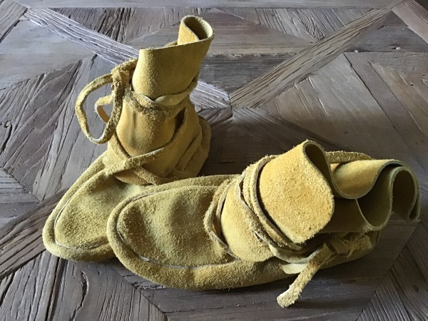 Hohe Moccasins Boots
