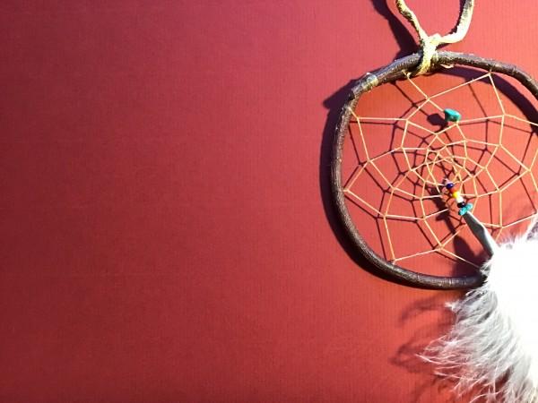 , Amelia Cordell (Dakota) – Mittlerer Dreamcatcher