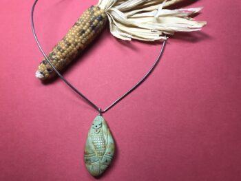 Kateri Sanchez (Zuni) – Cornmaiden Anhänger