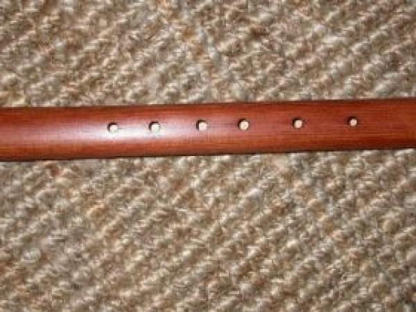 Paul Thompson (Navajo) - ovale Flöte