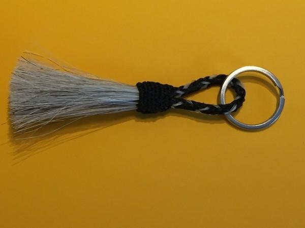 Dakota - Schlüsseanhänger aus Pferdehaar