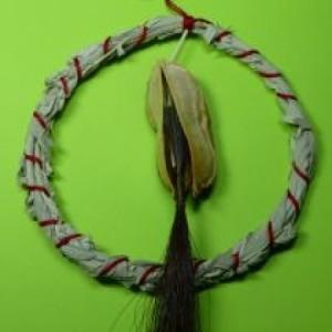 Harley Zephier (Lakota-Dakota) – Hoop / Kreis