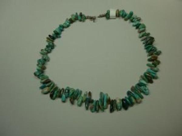 Betty Rodriguez (Kewa) - Halskette mit Türkisnuggets