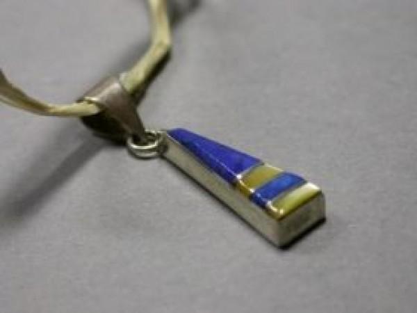 Während - Kobaltblau